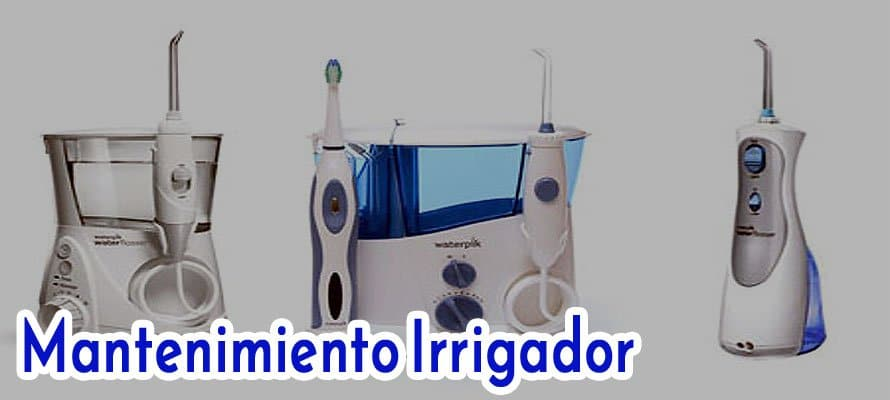 How to Clean an Oral Irrigator and Avoid AVERIES