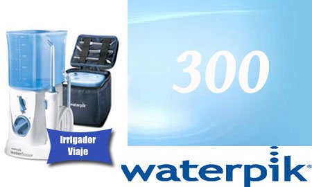 Irrigador Bucal Waterpik WP 300 Traveler