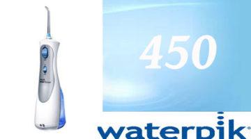 ✚ Waterpik WP-450 Cordless Plus Inalámbrico
