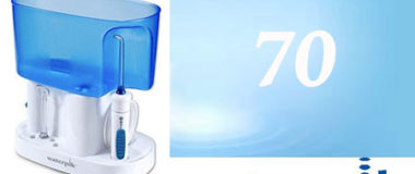 ✚ Irrigador Bucal Waterpik Wp 70 Classic