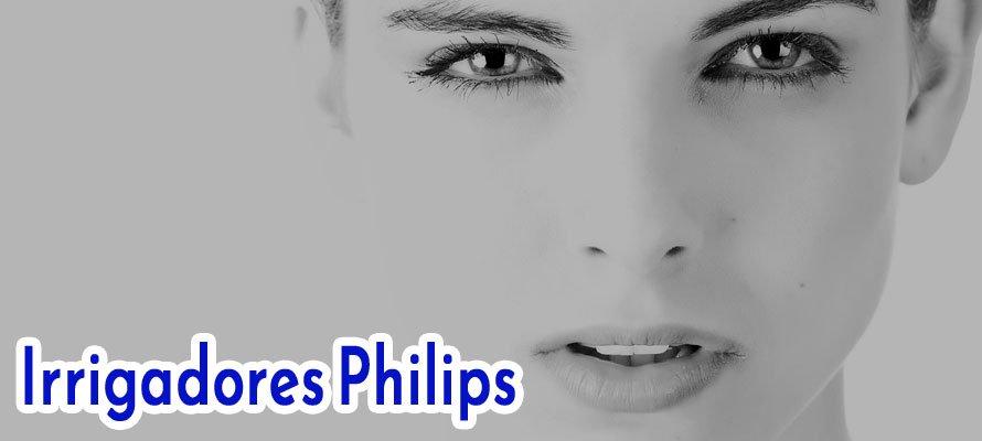 irrigadores dentales philips