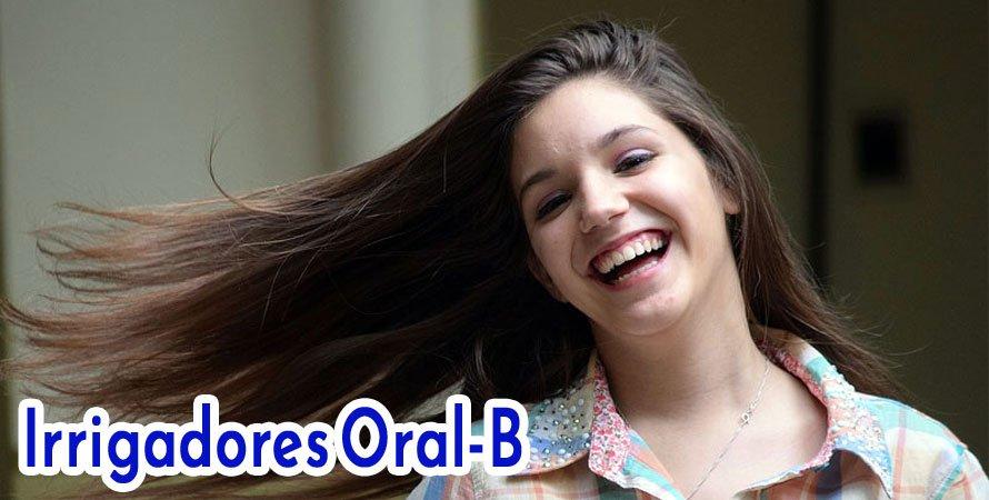 irrigadores dentales oral b braun