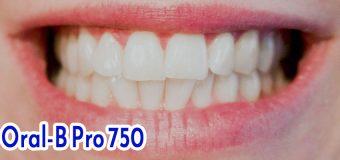 ✚ Oral B PRO 750