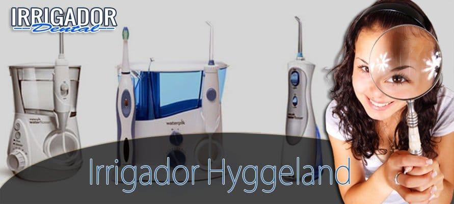 irrigador dental hyggeland