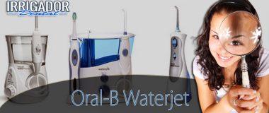 Irrigador Oral B Waterjet