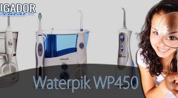 Waterpik WP-450 Cordless Plus Inalámbrico
