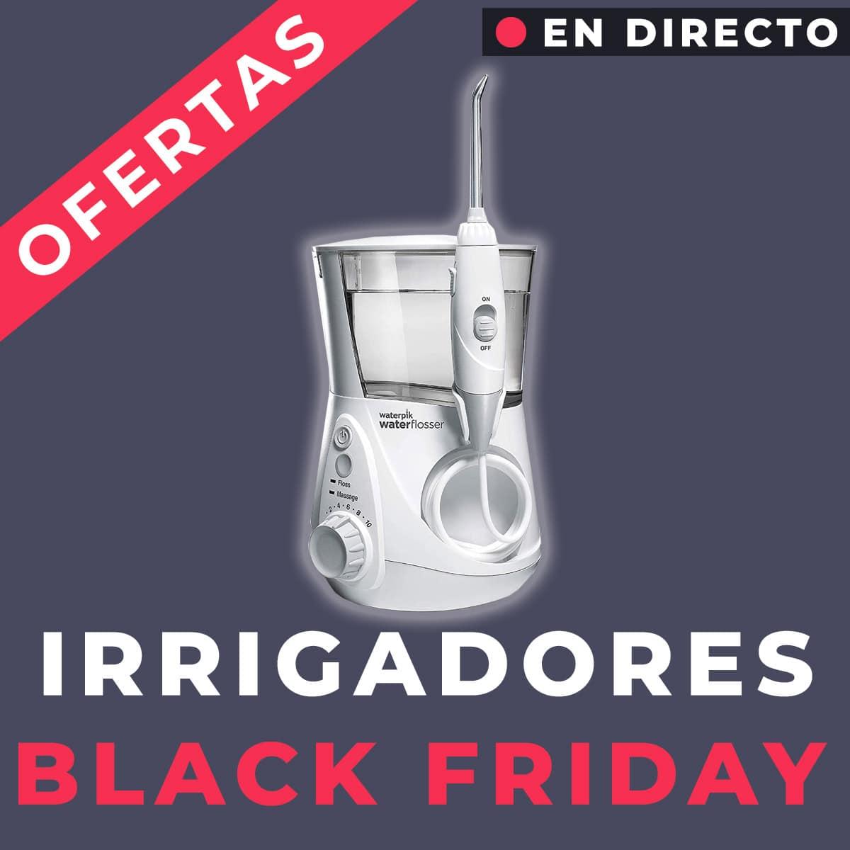 irrigators black friday